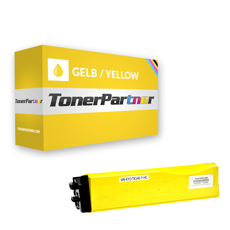 Kompatibel zu Kyocera/Mita TK540Y Toner gelb