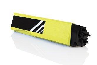 Kompatibel zu Kyocera 1T02HMAEU0 / TK550Y Toner Gelb