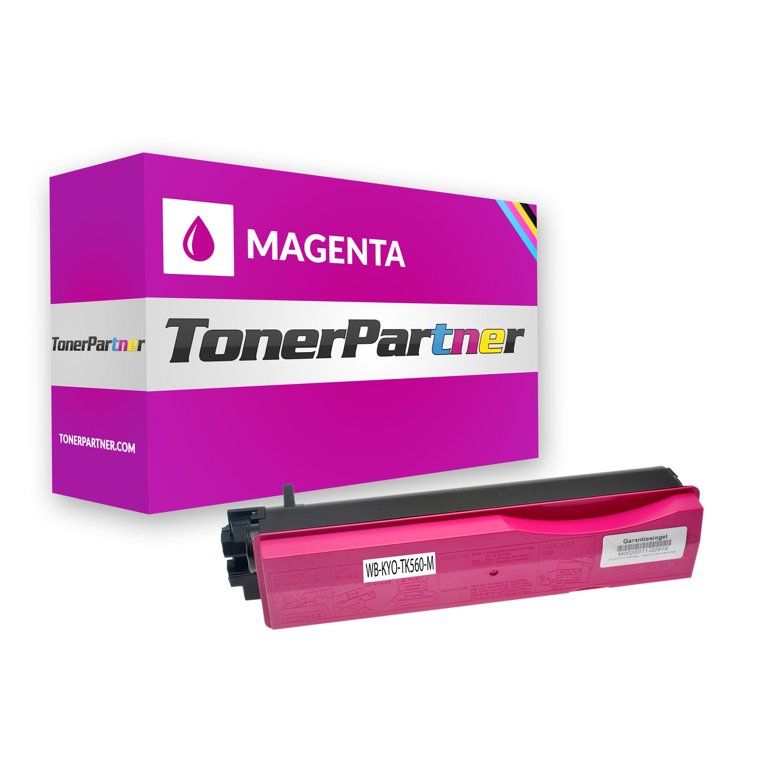 Kompatibel zu Kyocera 1T02HNBEU0 / TK560M Toner magenta