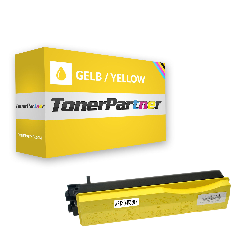 Kompatibel zu Kyocera 1T02HNAEU0 / TK560Y Toner gelb