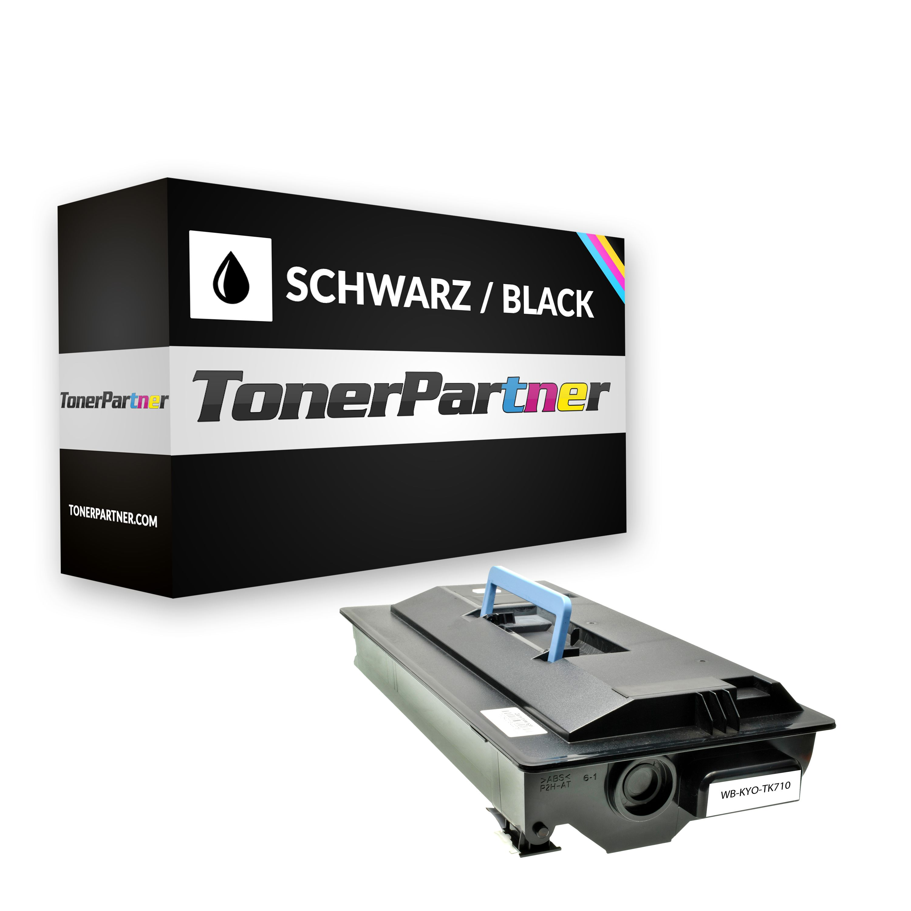 Compatible to Kyocera 1T02G10EU0 / TK710 Toner black