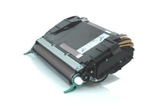 Kompatibel zu Lexmark 00C5222KS Toner schwarz
