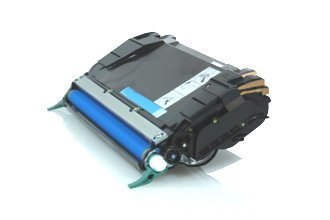 Kompatibel zu Lexmark 00C5222CS Toner cyan