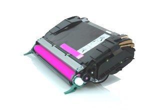 Kompatibel zu Lexmark 00C5222MS Toner Magenta