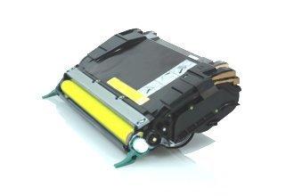 Kompatibel zu Lexmark 00C5222YS Toner gelb