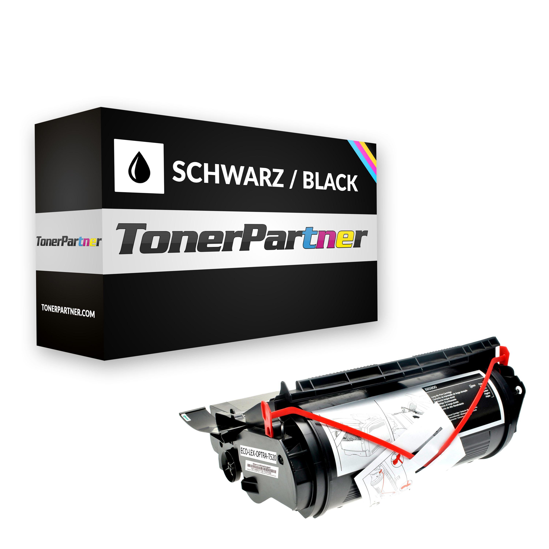 Huismerk voor Lexmark 12A6735 Toner zwart