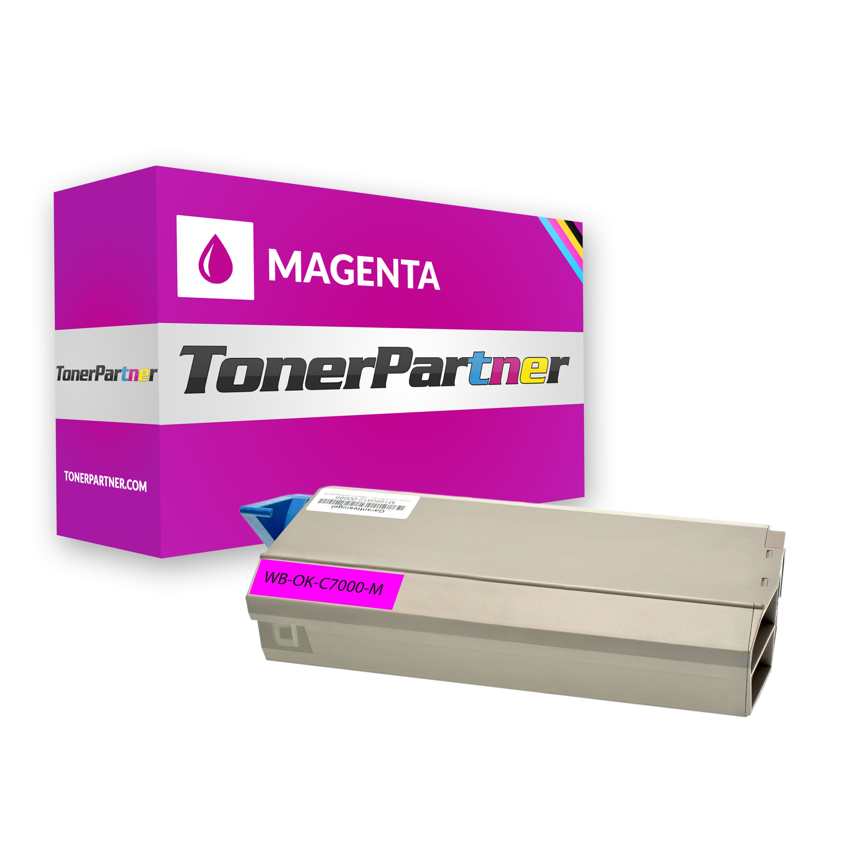 Kompatibel zu OKI 41304210 Toner magenta