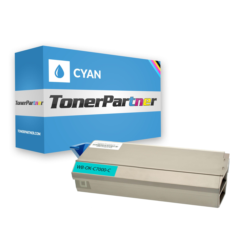 Kompatibel zu OKI 41304211 Toner cyan