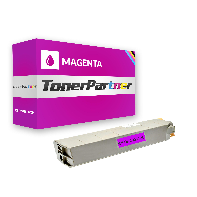 Kompatibel zu OKI 41515210 Toner magenta