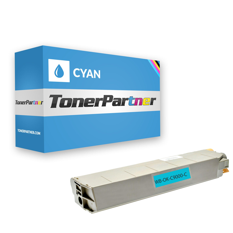 Alternative à OKI 41963607 Toner cyan