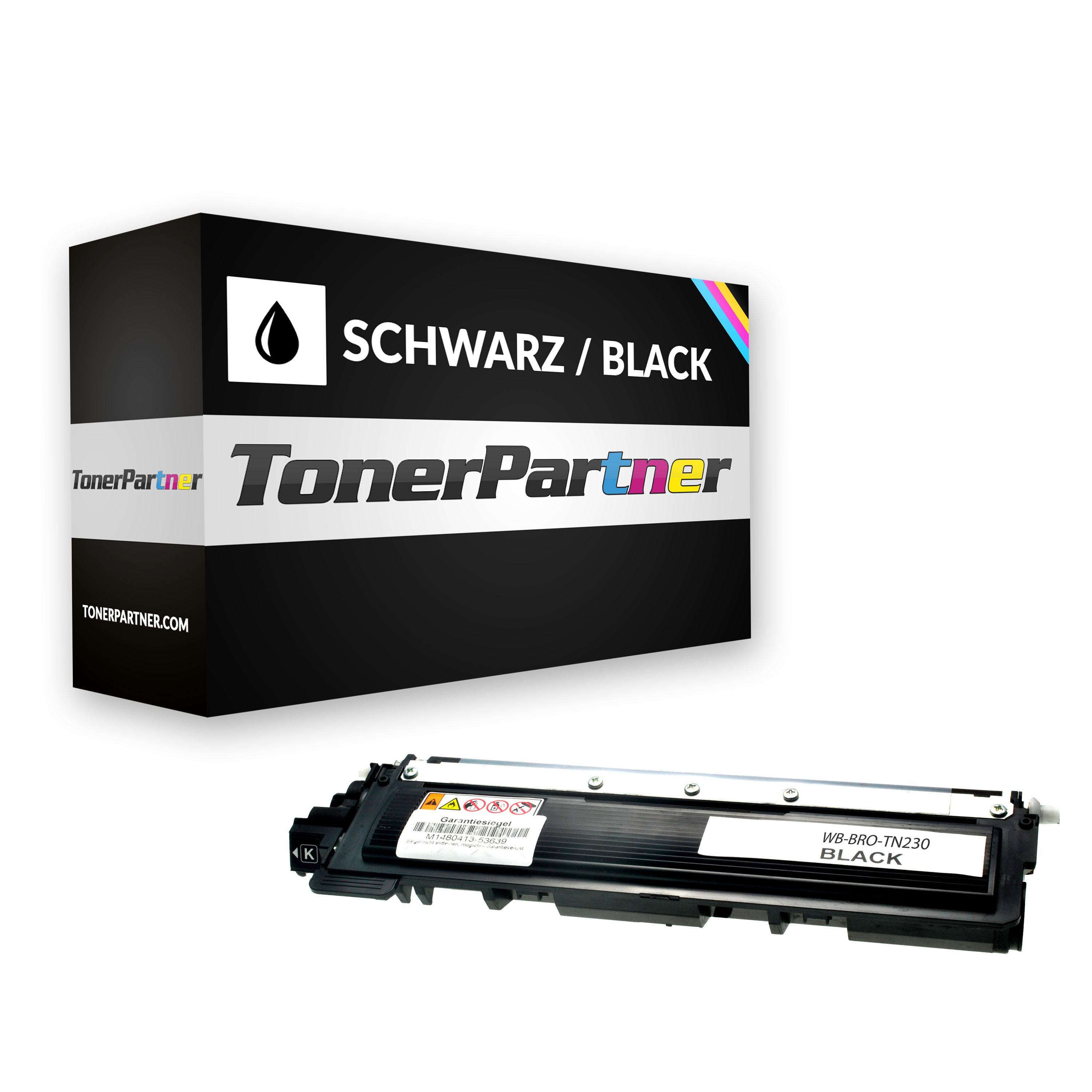Kompatibel zu Brother TN-230BK Toner schwarz
