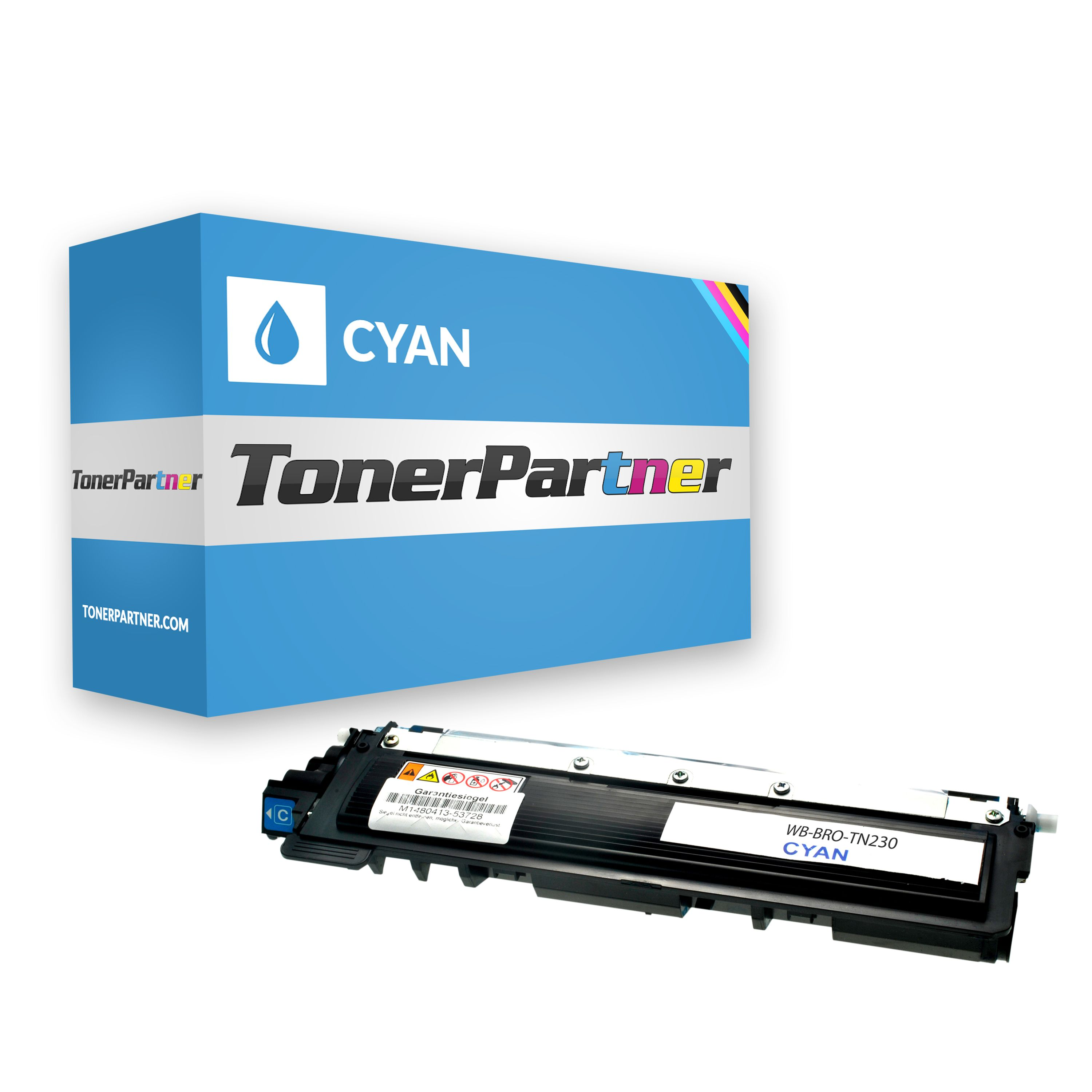 Kompatibel zu Brother TN-230C Toner cyan