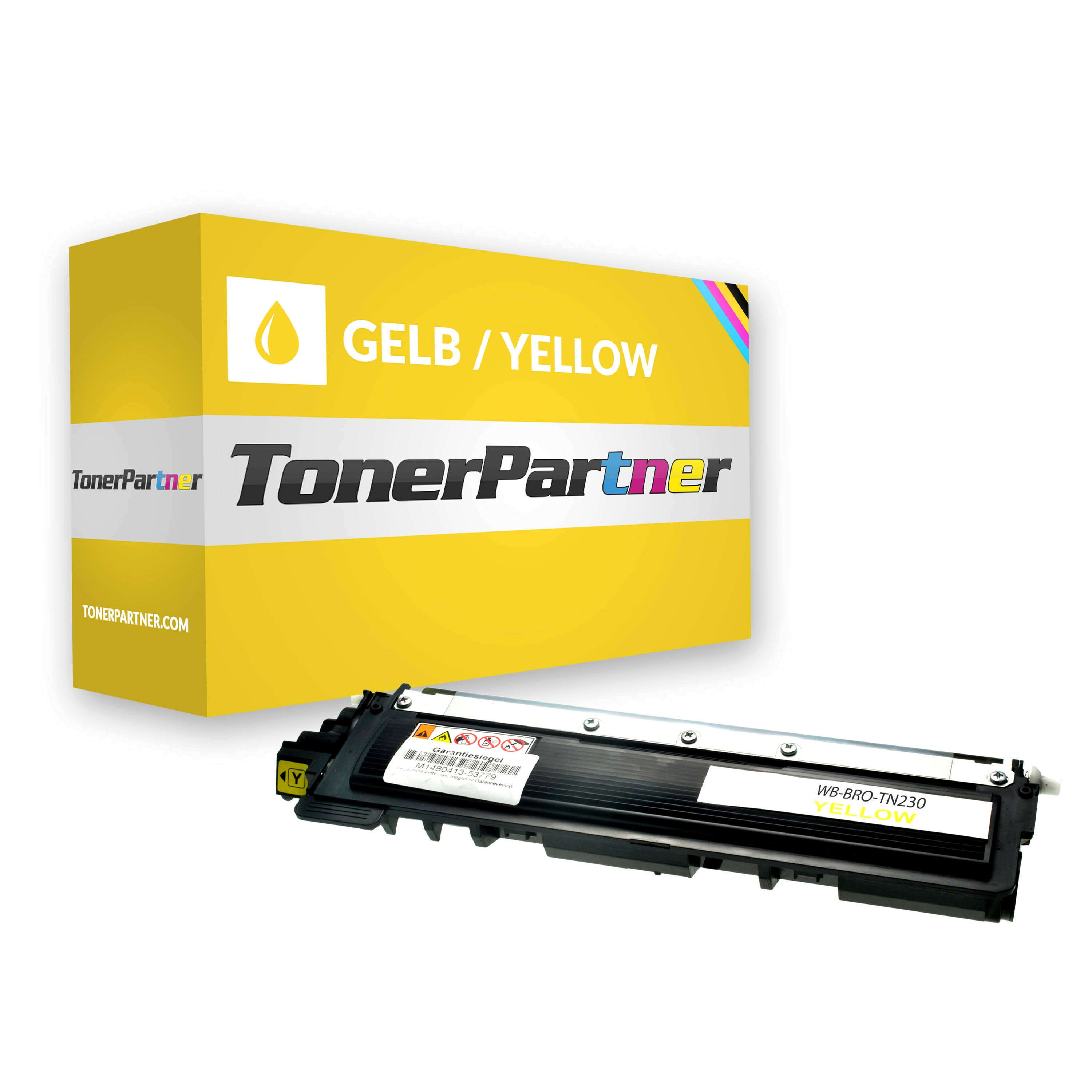 Kompatibel zu Brother TN-230Y Toner gelb