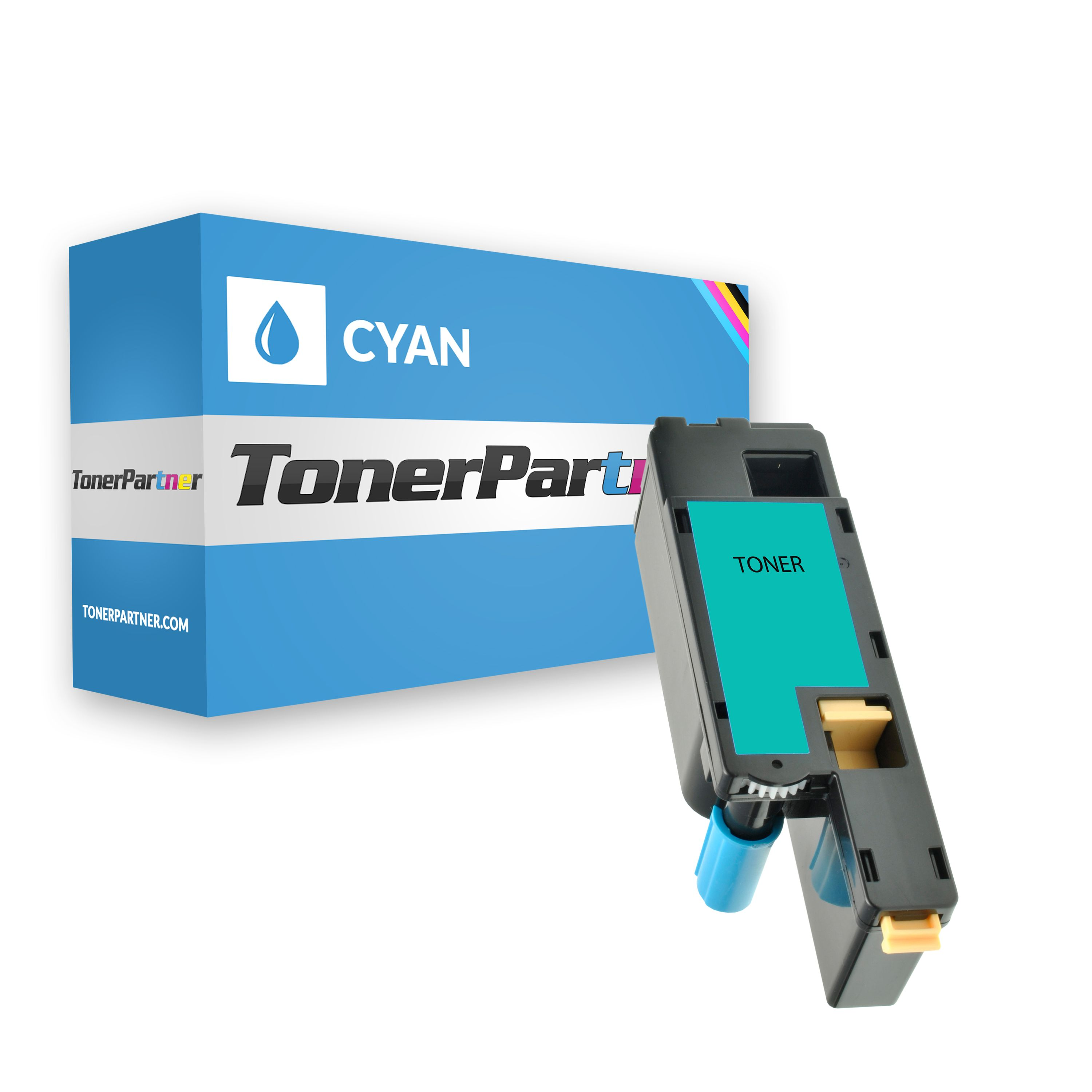 Compatible to Dell 59311021 / KGJGG Toner cyan