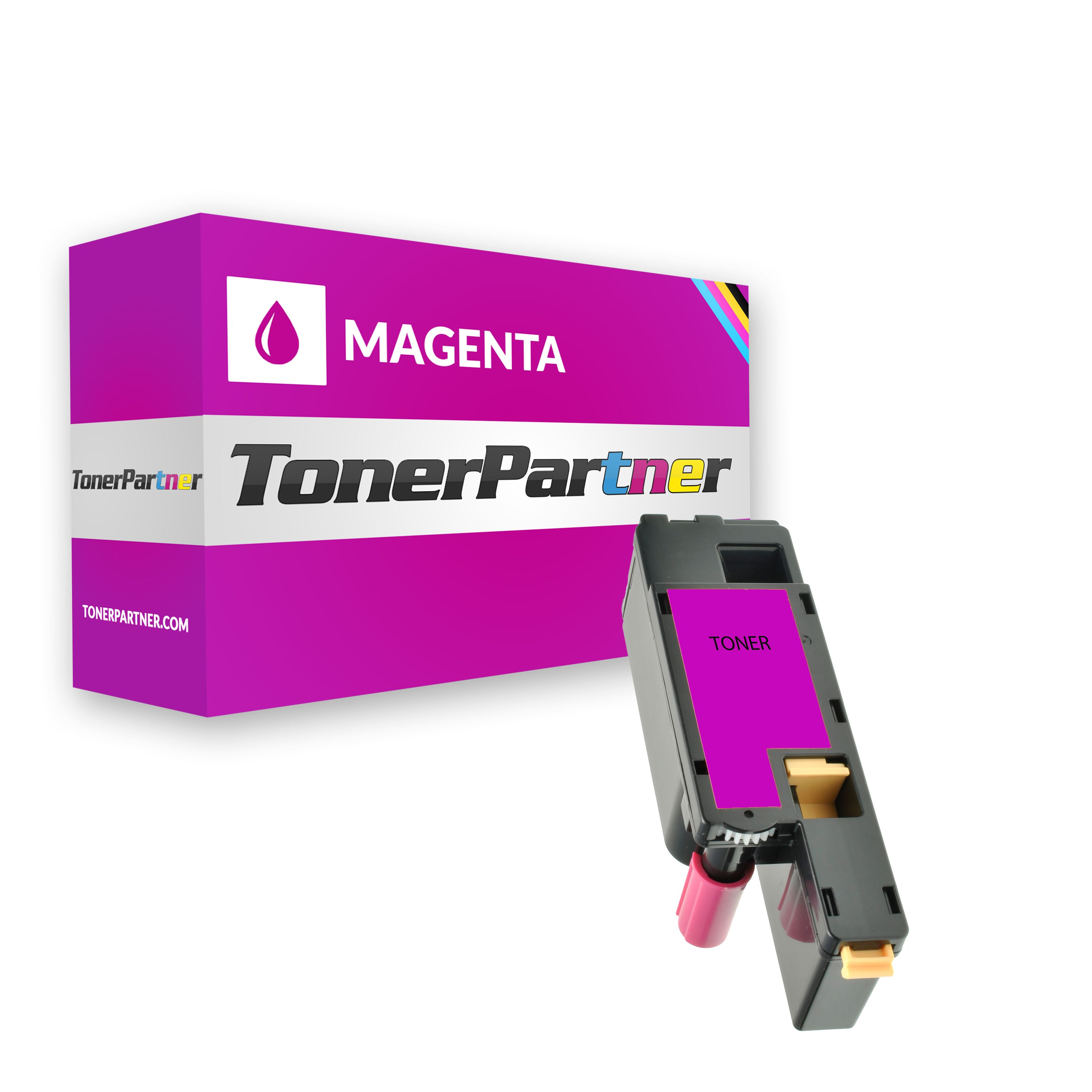 Compatible to Dell 59311018 / 9RGVT Toner magenta