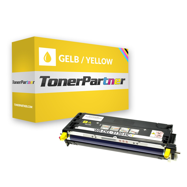 Kompatibel zu Dell 593-10291 / H515C Toner gelb