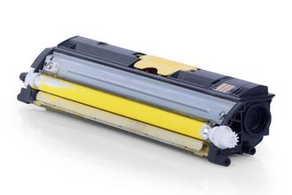 Compatible to Epson C13S050554 / 0554 Toner yellow