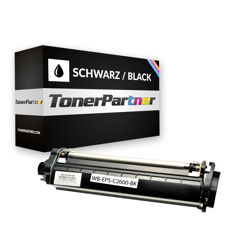 Kompatibel zu Epson C13S050229 / C2600 Toner Schwarz