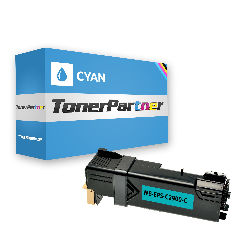 Kompatibel zu Epson C13S050629 Toner cyan