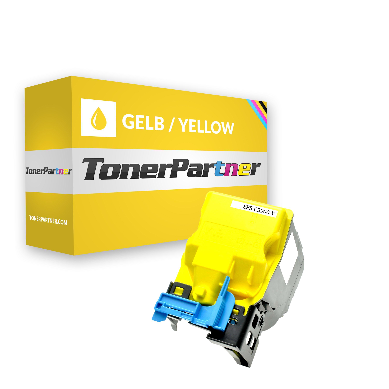 Huismerk voor Epson C 13 S0 50590 / S050590 Toner geel