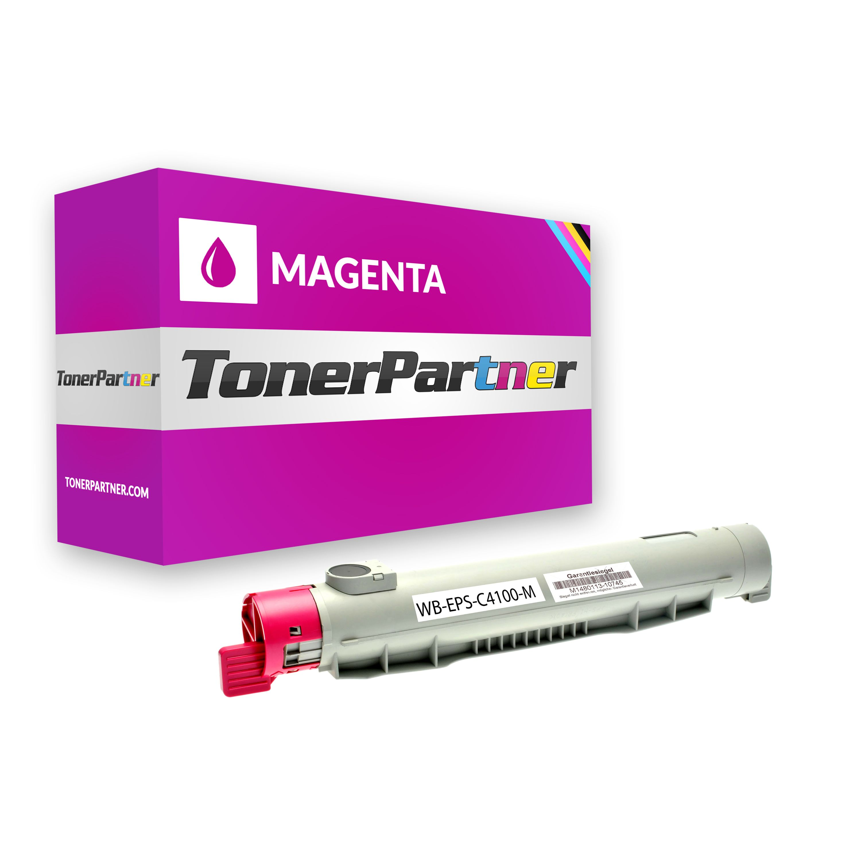 Kompatibel zu Epson C13S050147 Toner magenta