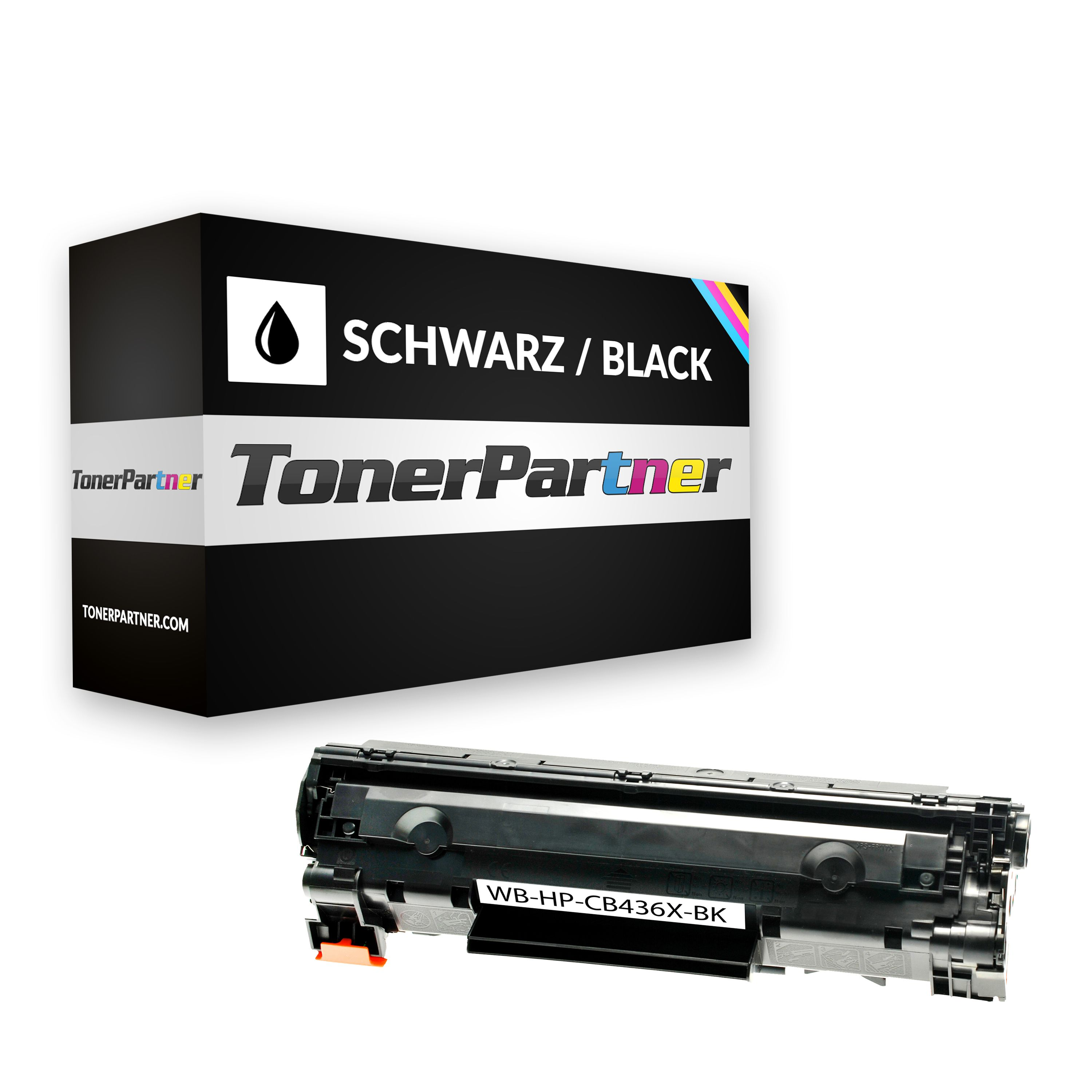 Compatible to HP CB436A / 36A Toner black XXL