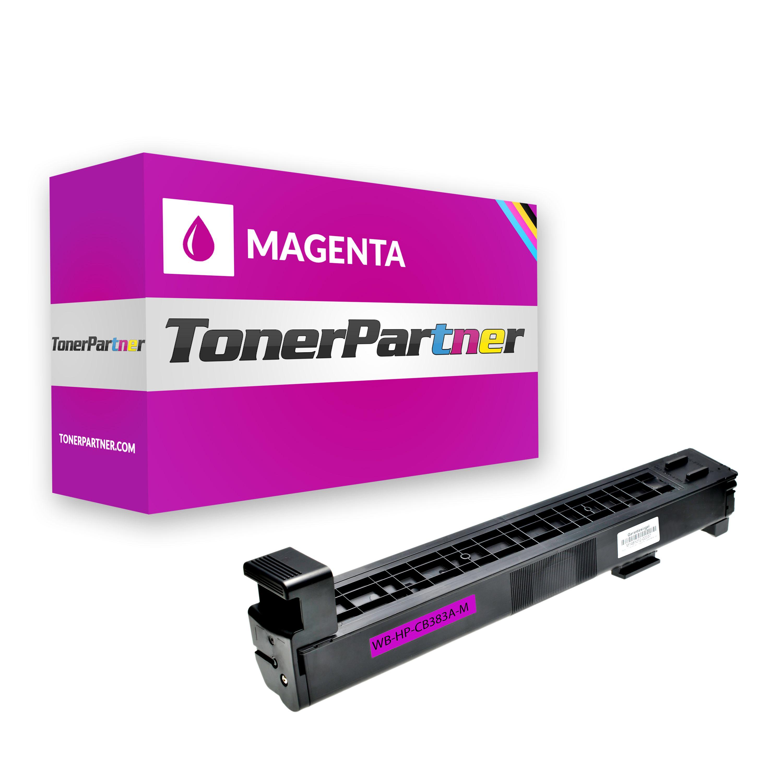 Kompatibel zu HP CB383A Toner Magenta