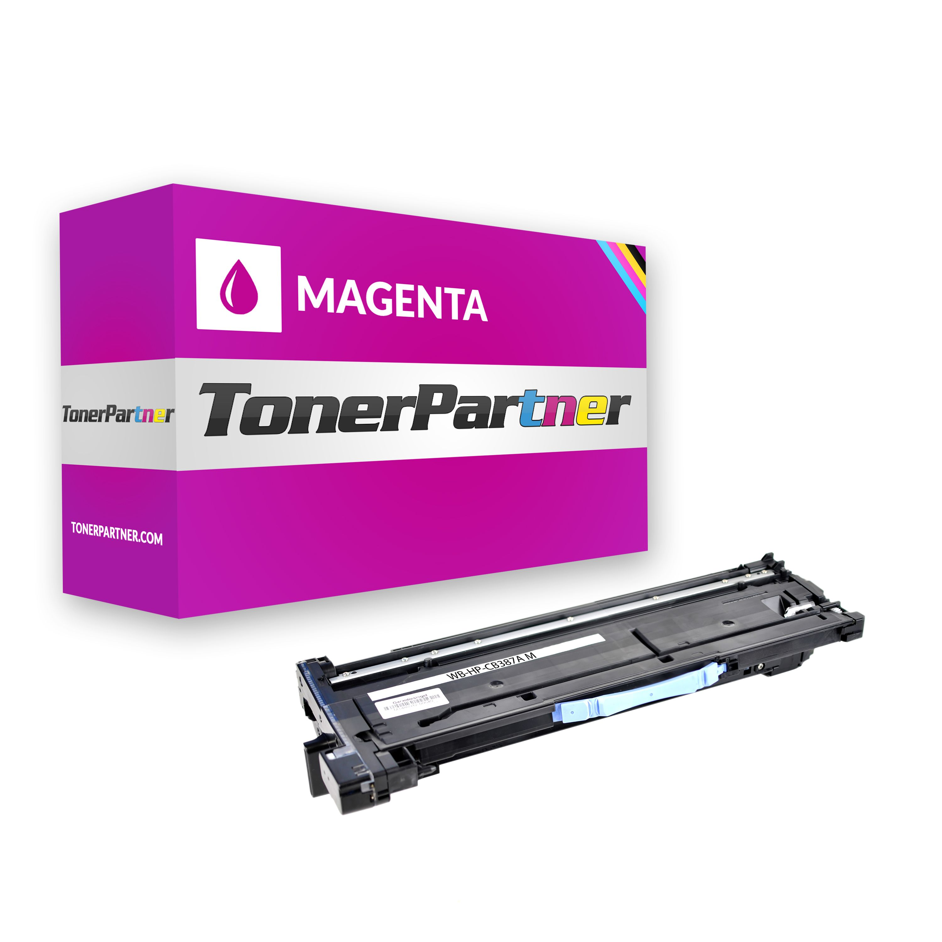 Compatible to HP CB387A / 824A drum kit magenta