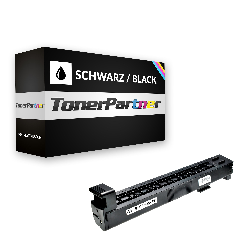 Kompatibel zu HP CB390A Toner schwarz
