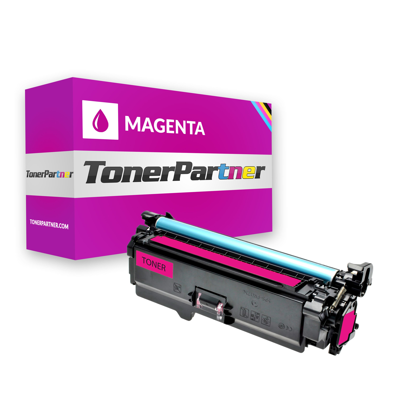 Kompatibel zu HP CE253A Toner magenta