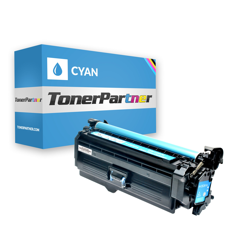 Kompatibel zu HP CE261A Toner cyan