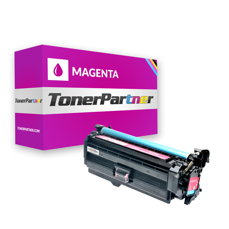 Kompatibel zu HP CE263A Toner magenta