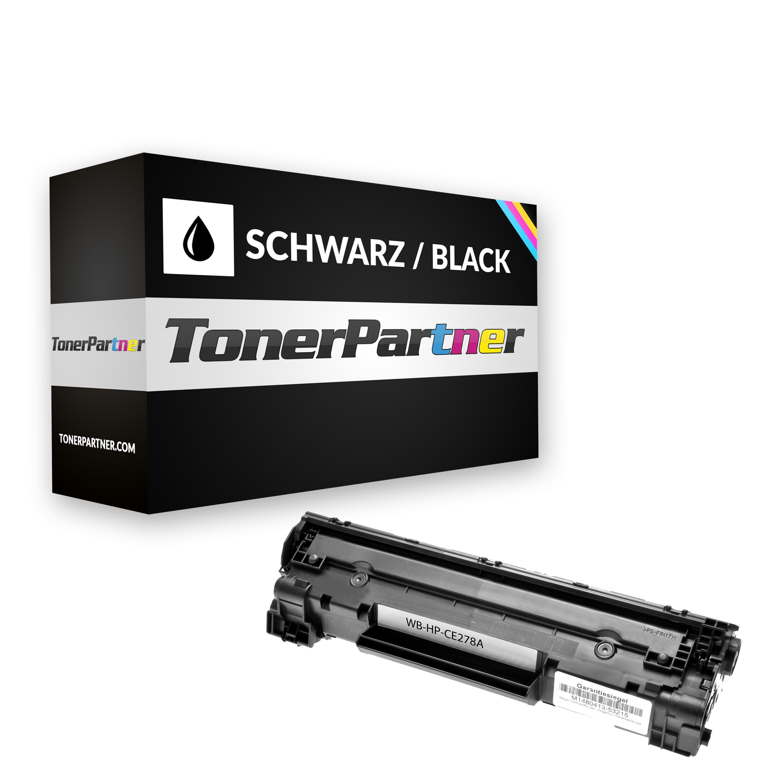 Kompatibel zu HP CE278A Toner schwarz