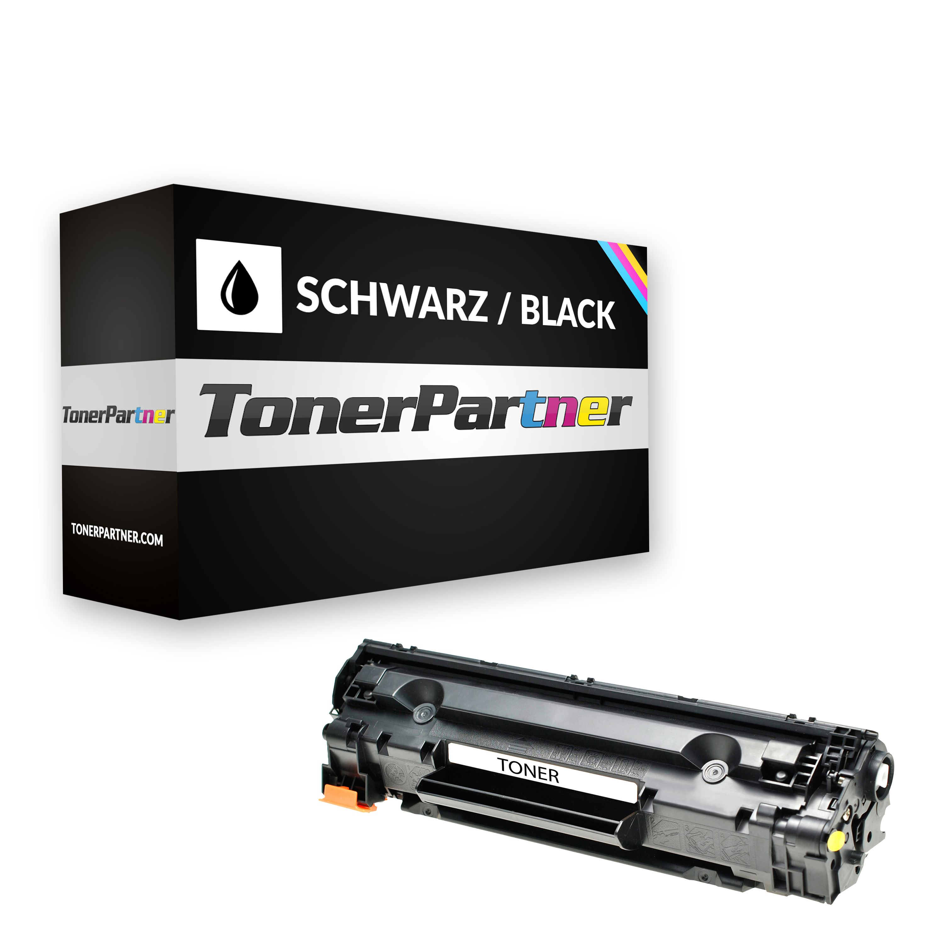 Compatible to HP CE285A / 85A Toner black