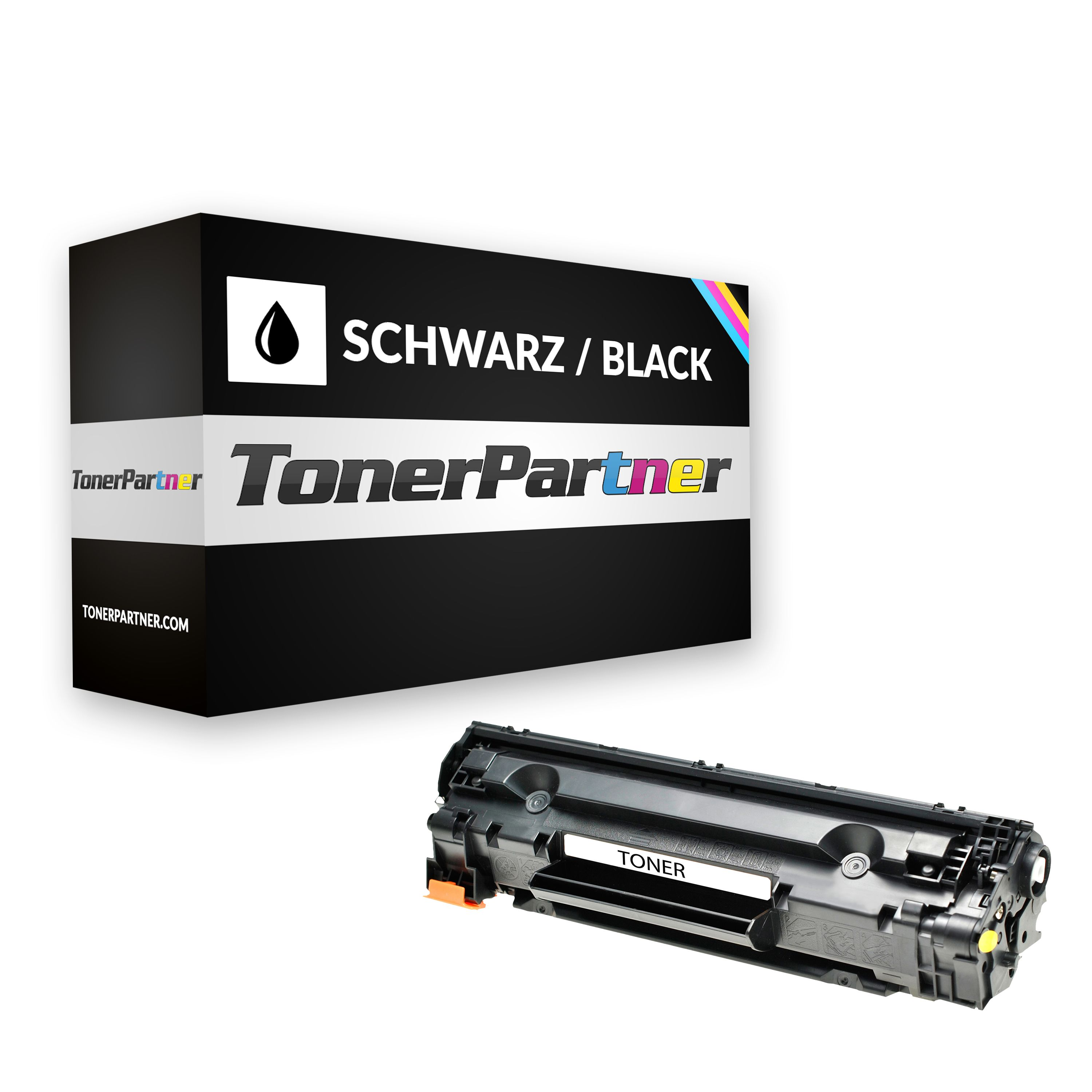 Compatible to HP CE285A / 85A Toner black XXL