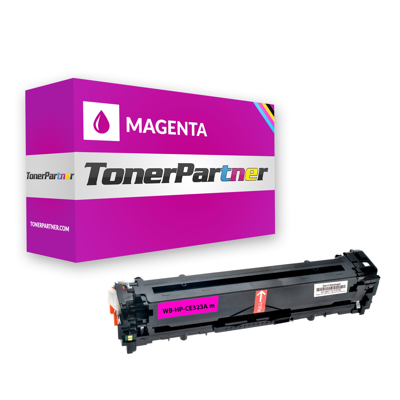 Alternative à HP CE 323 A / 128A Toner magenta