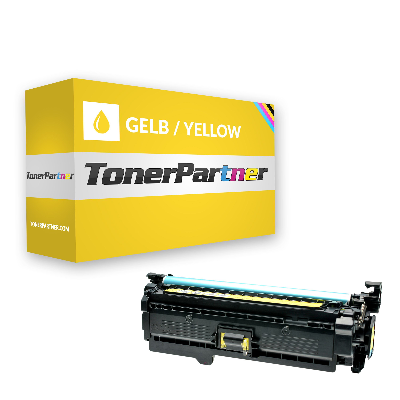 Kompatibel zu HP CE402A Toner gelb