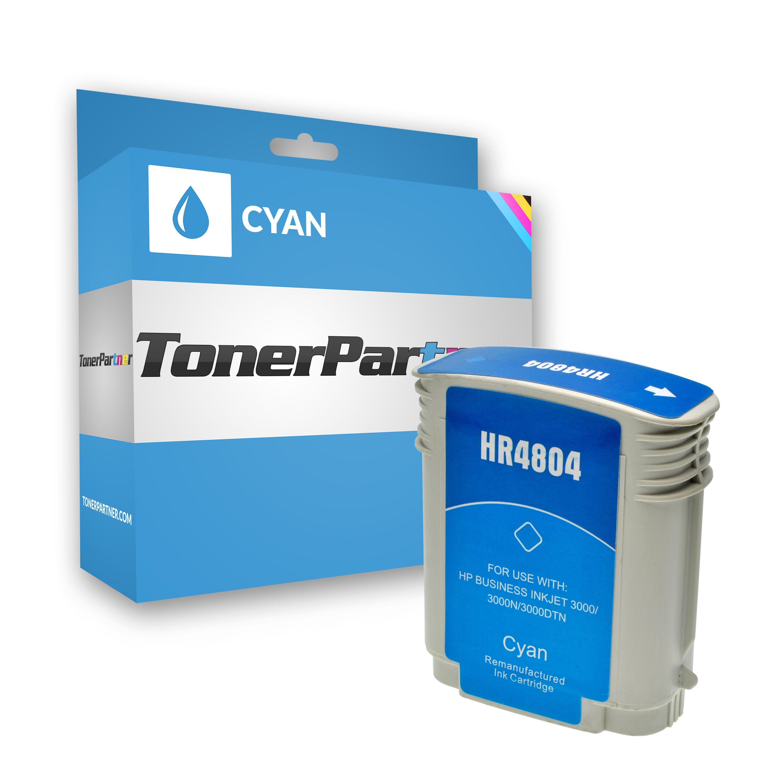 Kompatibel zu HP C4804A / Nr 12 Tintenpatrone cyan