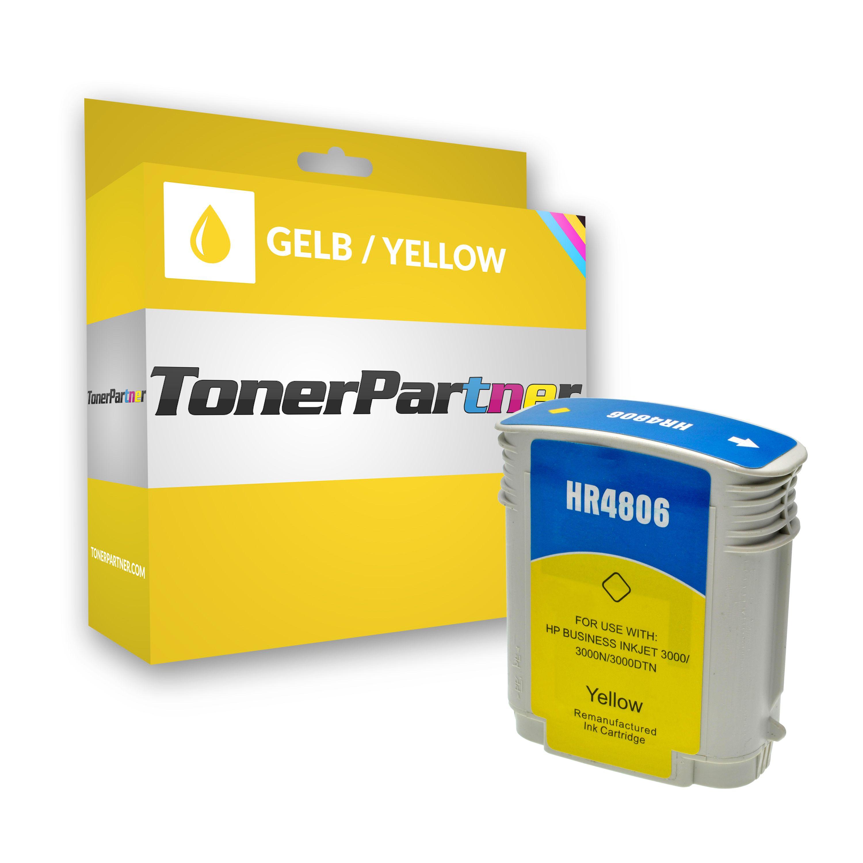 Kompatibel zu HP C4806A / Nr 12 Tintenpatrone gelb