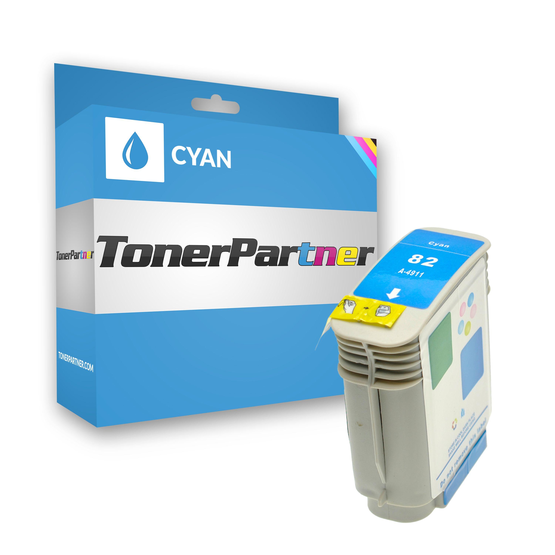 Kompatibel zu HP C4911A / Nr 82 Tintenpatrone cyan