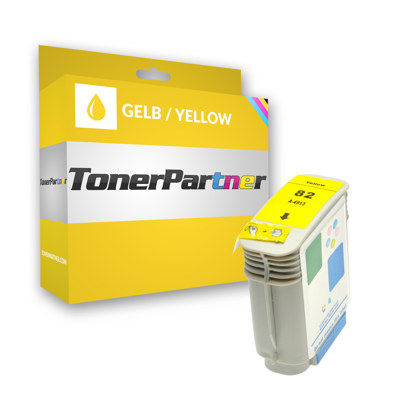 Kompatibel zu HP C4913A / Nr 82 Tintenpatrone gelb