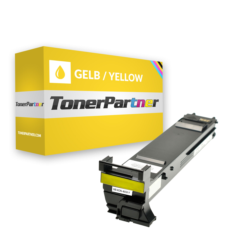 Kompatibel zu Konica Minolta A0DK252 Toner gelb