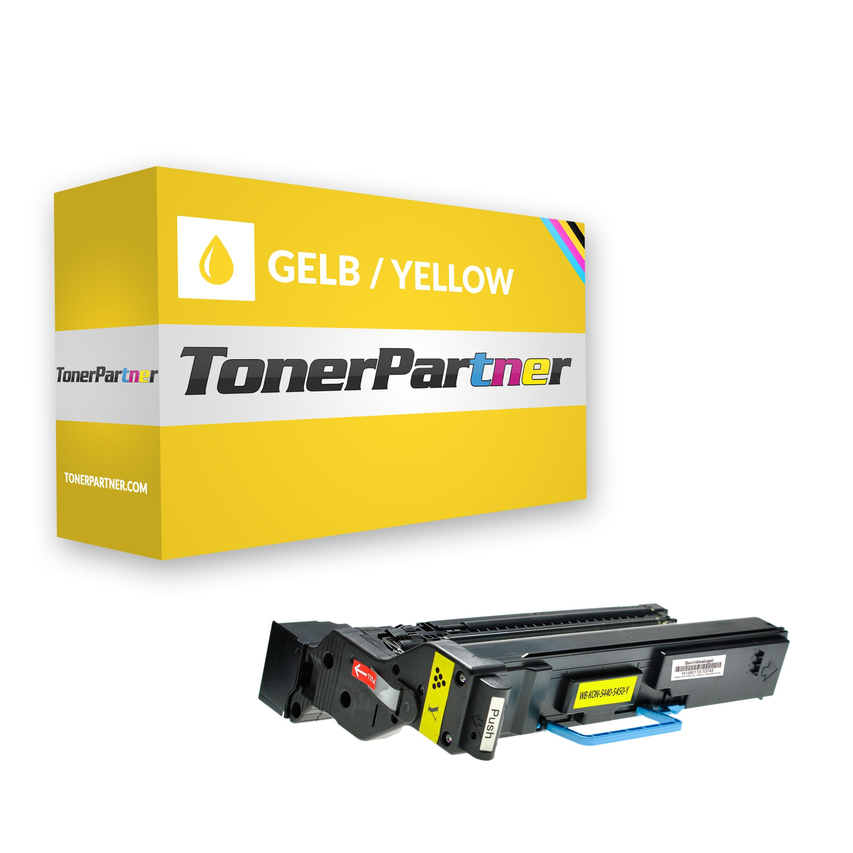 Kompatibel zu Konica Minolta 171-0604-006 Toner gelb XXL