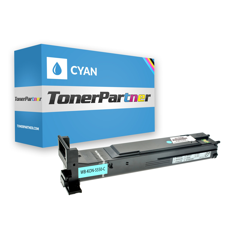 Kompatibel zu Konica Minolta A06V453 Toner Cyan
