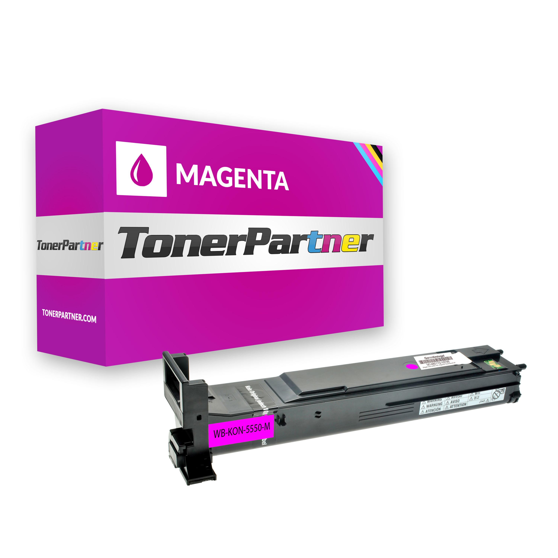 Kompatibel zu Konica Minolta A06V353 Toner Magenta