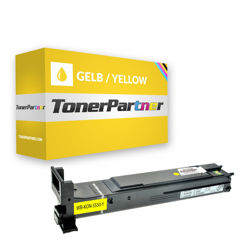Kompatibel zu Konica Minolta A06V253 Toner Gelb