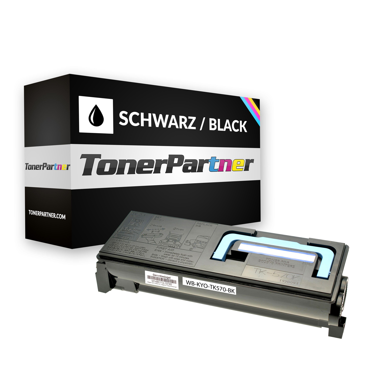 Kompatibel zu Kyocera/Mita 1T02HG0EU0 / TK570K Toner schwarz