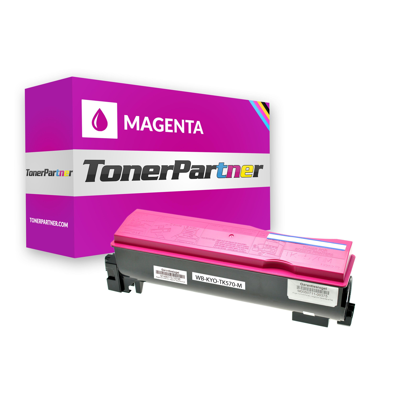 TonerPartenaire Kyocera 1T02HGBEU0 / TK-570 M Toner magenta