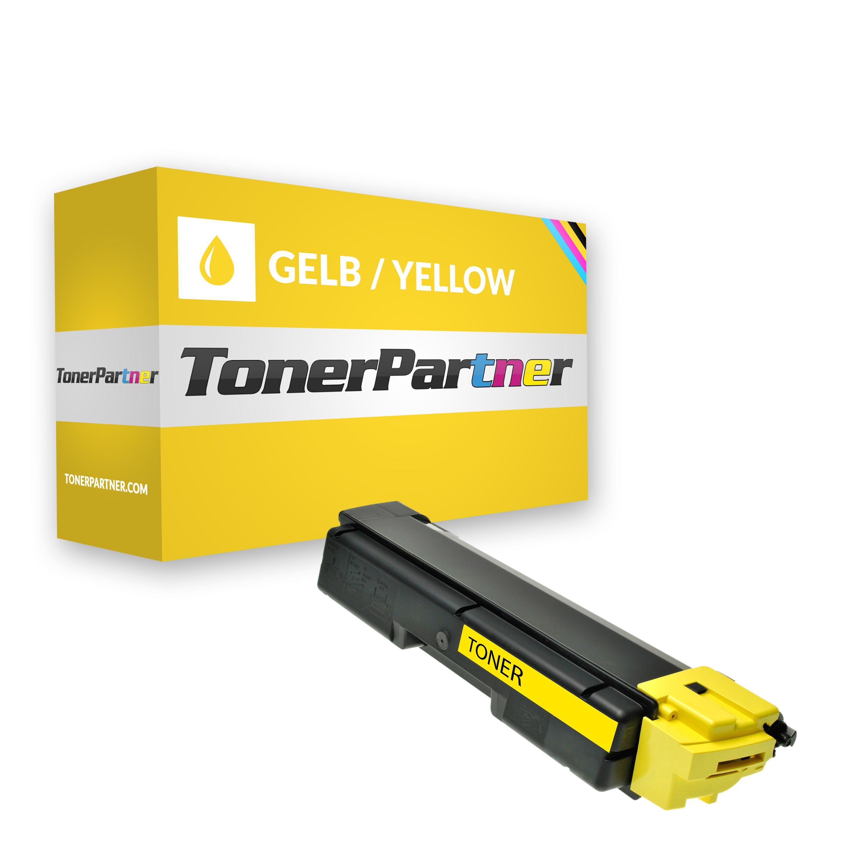 Kompatibel zu Kyocera/Mita 1T02KVANL0 / TK-590Y Toner gelb