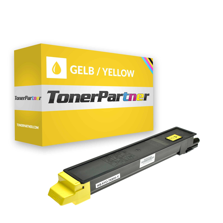 Kompatibel zu Kyocera/Mita 1T0T2K0ANL / TK895Y Toner gelb